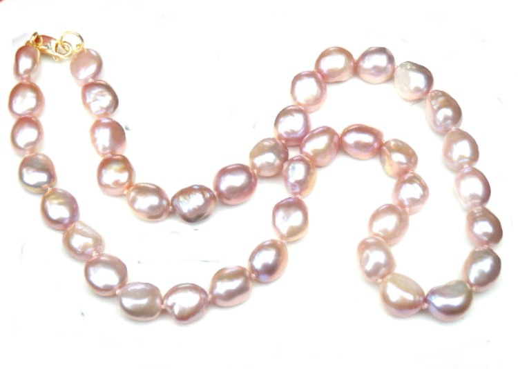 strand freshwater facet pearl color string hole white irregular pin large shaped nugget pearls bead baroque